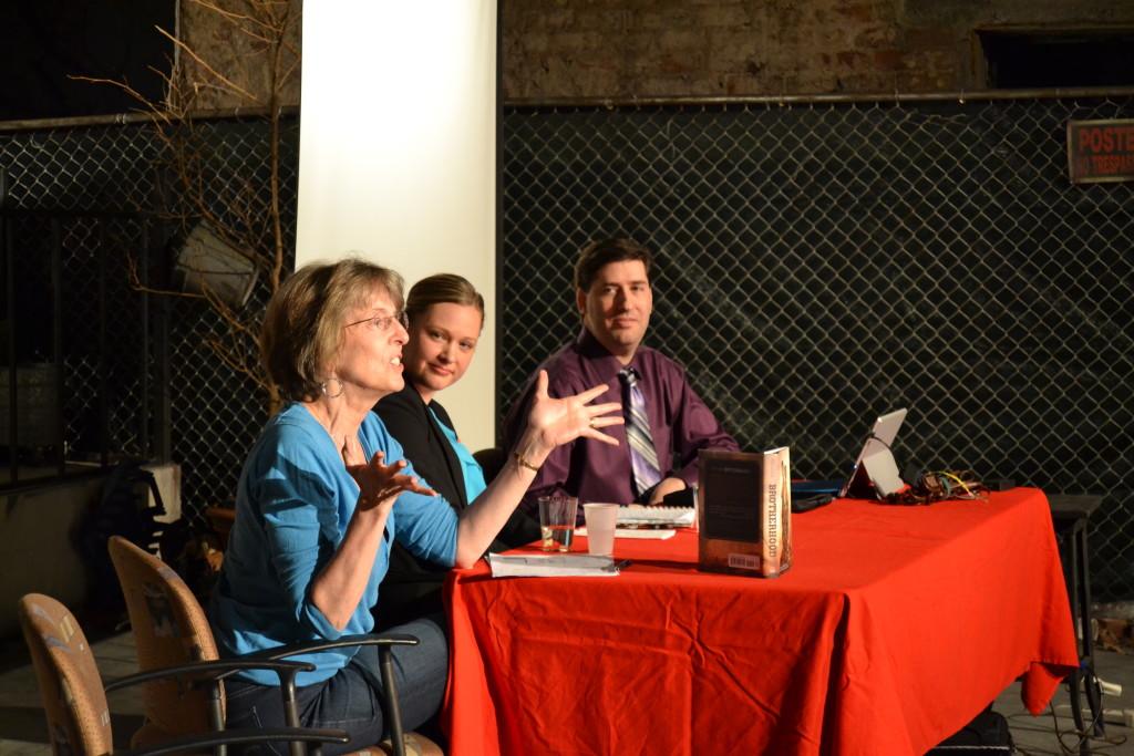 Writing Show panel
