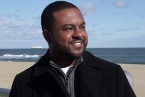 Author Lamar Giles