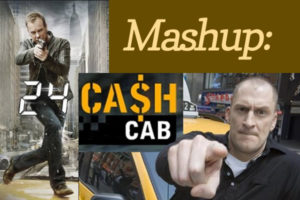 Mashup: 24 and Cash Cab