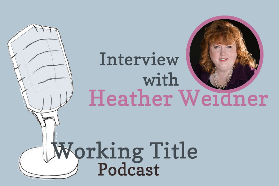 Interview with Heather Weidner