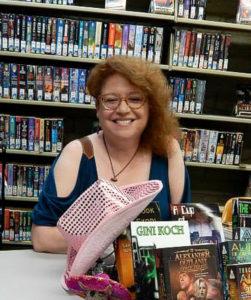 Author Gini Koch