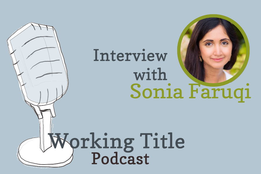 Interview with Sonia Faruqi