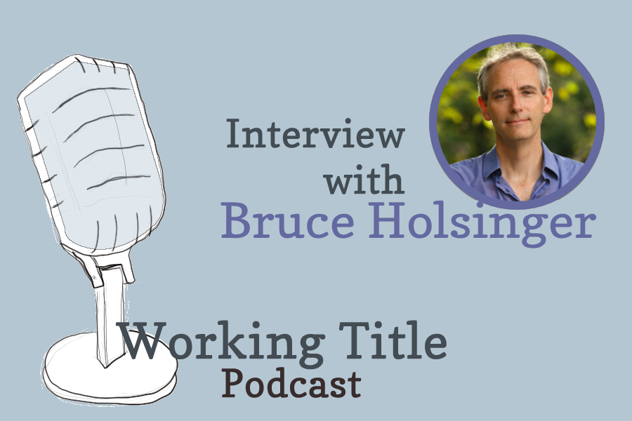 Interview with Author Bruce Holsinger
