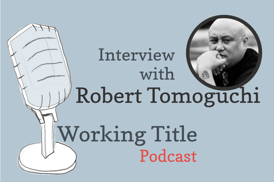 Interview with Author Robert Tomoguchi