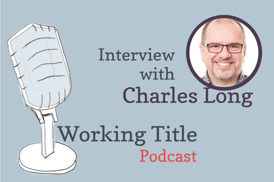 Interview with Children's Author Charles Long