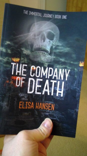 The Company of Death by Elisa Hansen