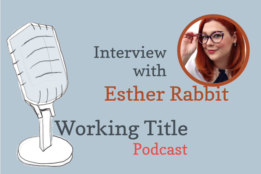 Interview with Author Esther Rabbit