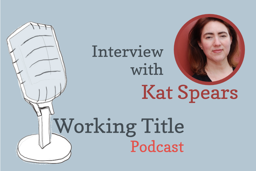 Interview with Author Kat Spears
