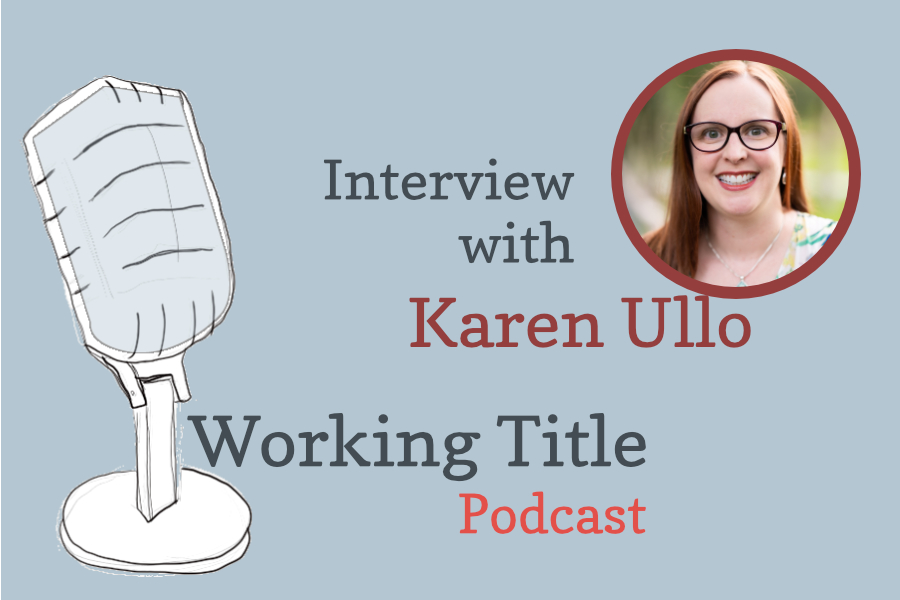 Interview with Author Karen Ullo