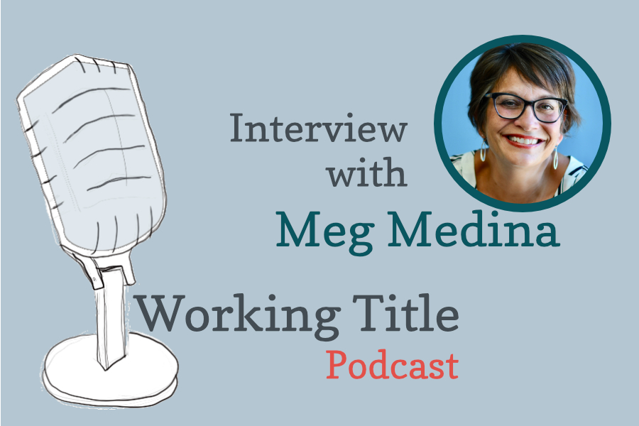 Interview with Author Meg Medina